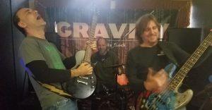 Gravity rock band Indiana